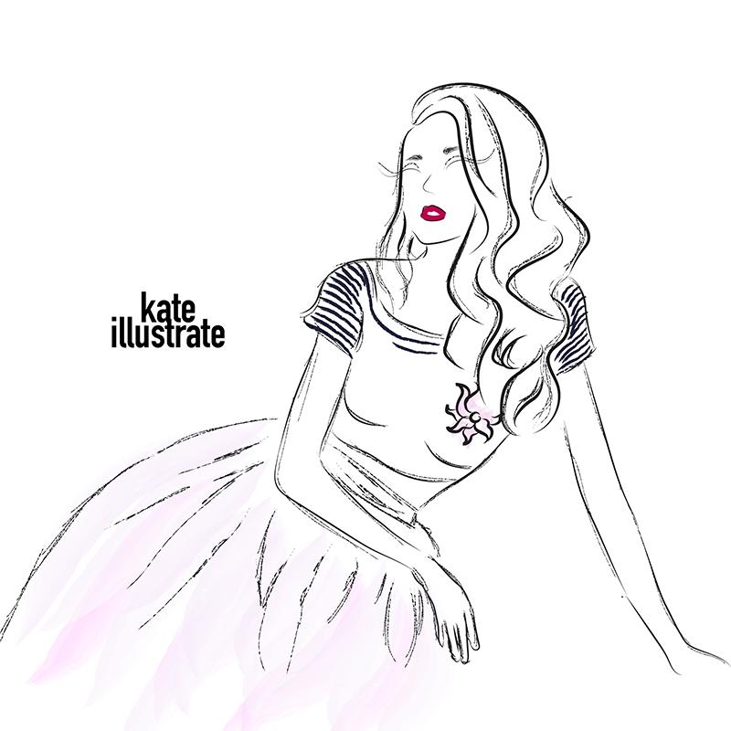 fashion-illustration-kateillustrate-tutuskirt2
