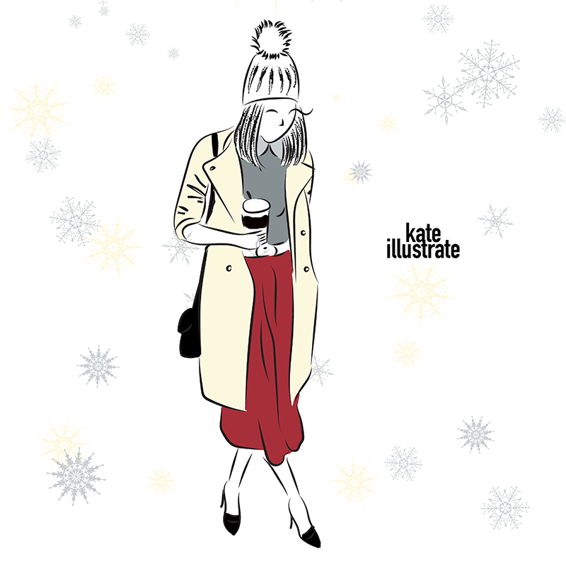 fashion-illustration-kateillustrate-coffee