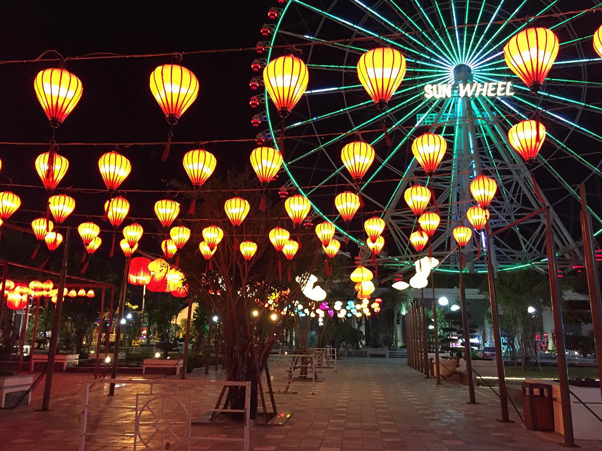 Da Nang - Sun Wheel