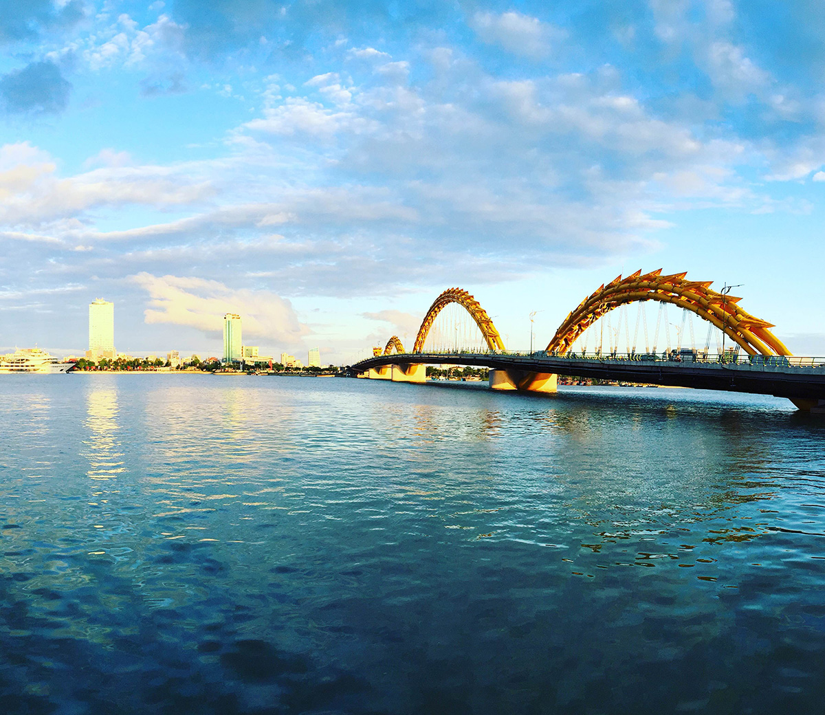 Da Nang - Dragon Bridge