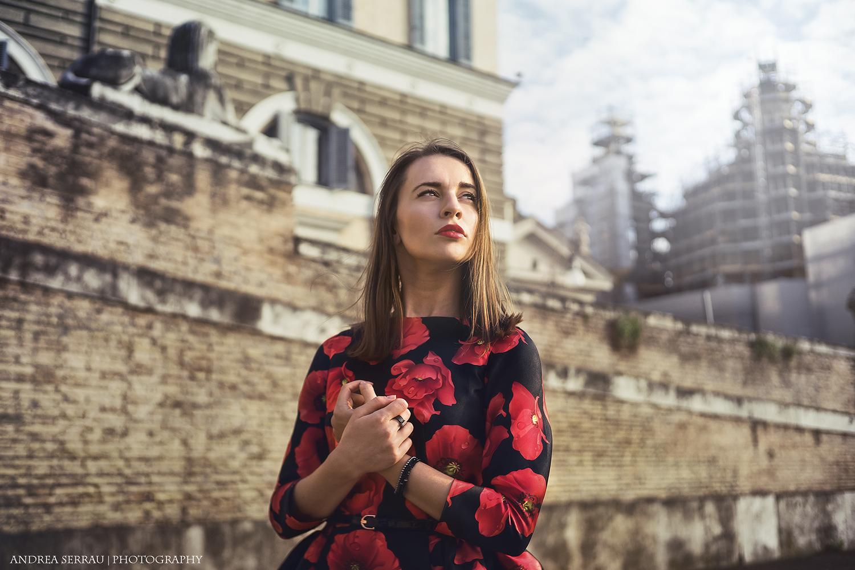kateillustrate fashion blog piazza del popolo