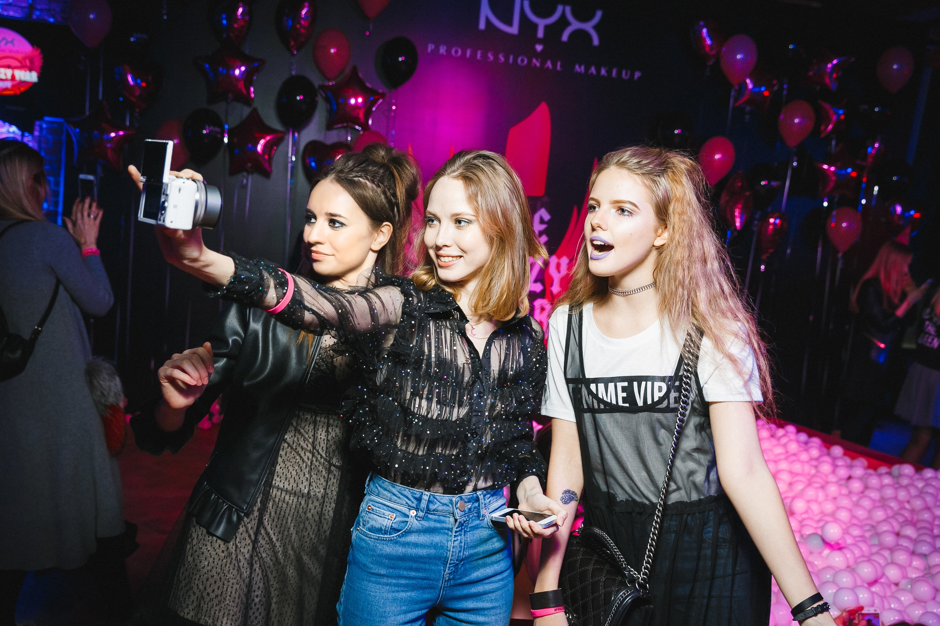 nyx party russia