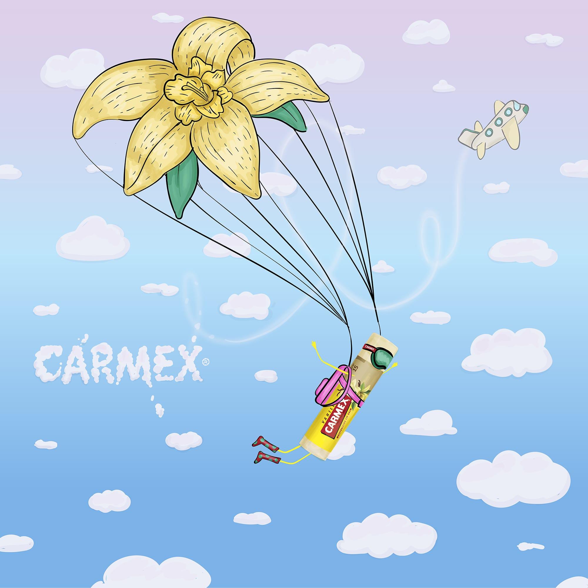2019 проект для запуска Ванильного бальзама Carmex-min